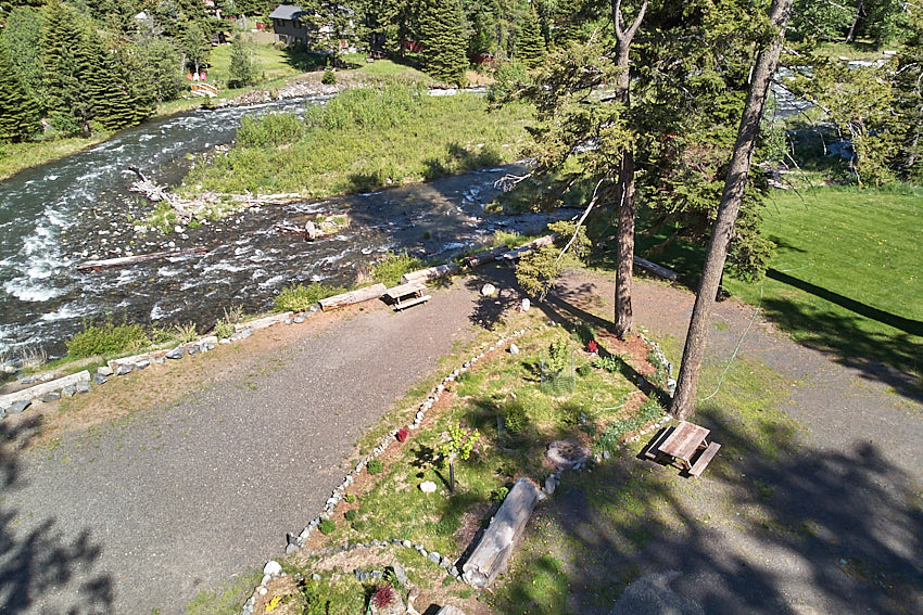 rv park wallowa lake overflow 08